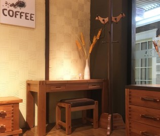 北欧艺家,梳妆台,实木家具