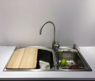普乐美,厨盆水槽,洗菜盆
