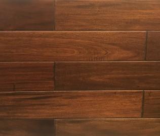 世友地板,实木地板,桃花心