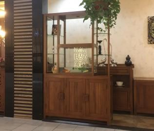 森林之源,间厅柜,实木家具