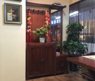 森林之源,门厅柜,实木家具