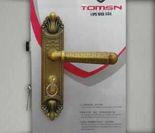 汤姆森,锁,锌合金