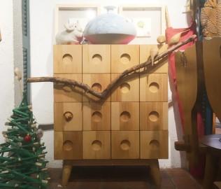 啄木家具,多屉柜,柜子
