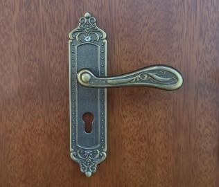 晾霸五金,米开朗,门锁