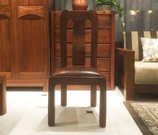 莫霞家居,餐椅,实木家具