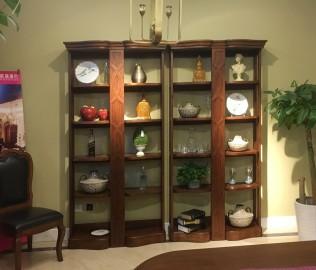欧嘉璐尼,装饰架,实木家具