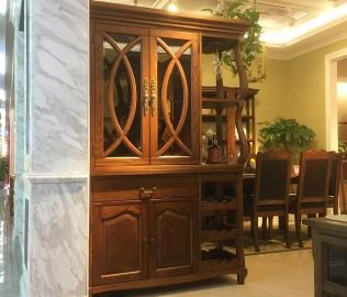 欧嘉璐尼,间厅柜,实木家具
