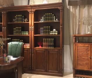 欧嘉璐尼,书柜,实木书柜