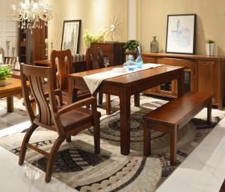 莫霞,书写椅,实木椅