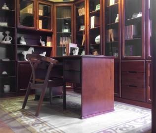 华鹤家具,写字桌,写字台