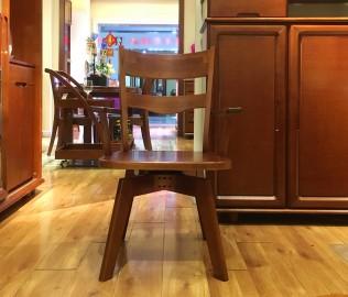 华鹤家具,转椅,实木转椅