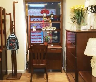 华鹤家具,书台,书桌