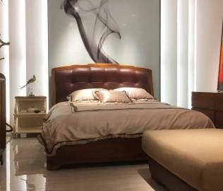 联邦家居,双人床,卧室家具