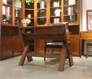 联邦家居,书台,实木书台