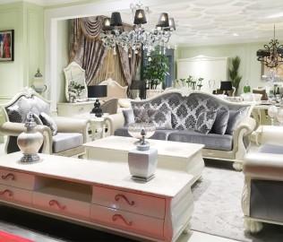 长实北欧,三位沙发,实木沙发