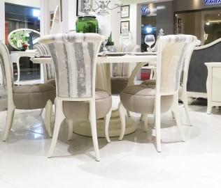 长实北欧,餐椅,实木餐椅