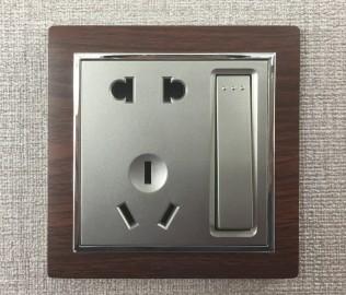 欧普照明,开关插座,插座面板
