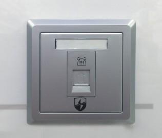ABB,插座,电话接口