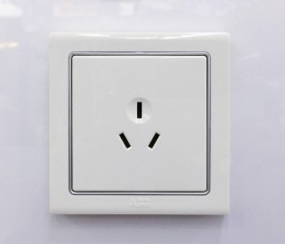 ABB,插座,三孔插座