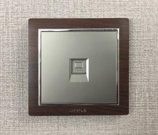 欧普照明,插口面板,电脑插口