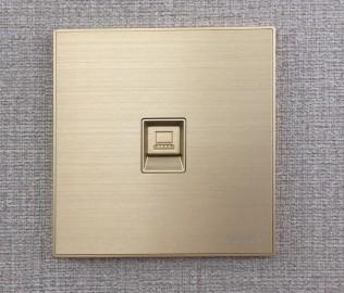 欧普照明,电脑插口,插座面板