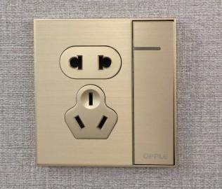 欧普照明,开关插座,插座