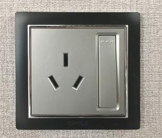 欧普照明,开关插座,电源插座