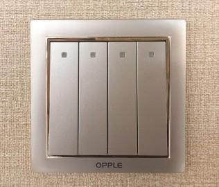 欧普照明,开关,电源开关