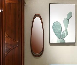 绿芝岛,穿衣镜,镜子