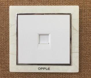 欧普照明,电脑插座,插口面板
