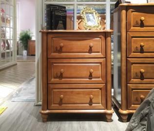 多喜爱,三斗柜,实木斗柜