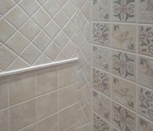瓷砖,墙砖,腰线