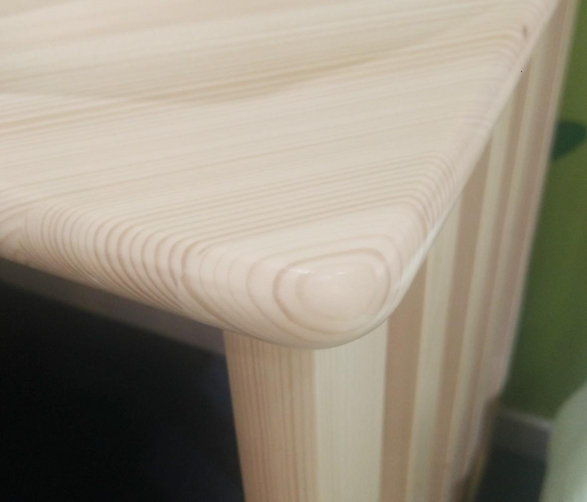 松堡王国 SP-A-T002型号书桌 进口芬兰木材质桌子