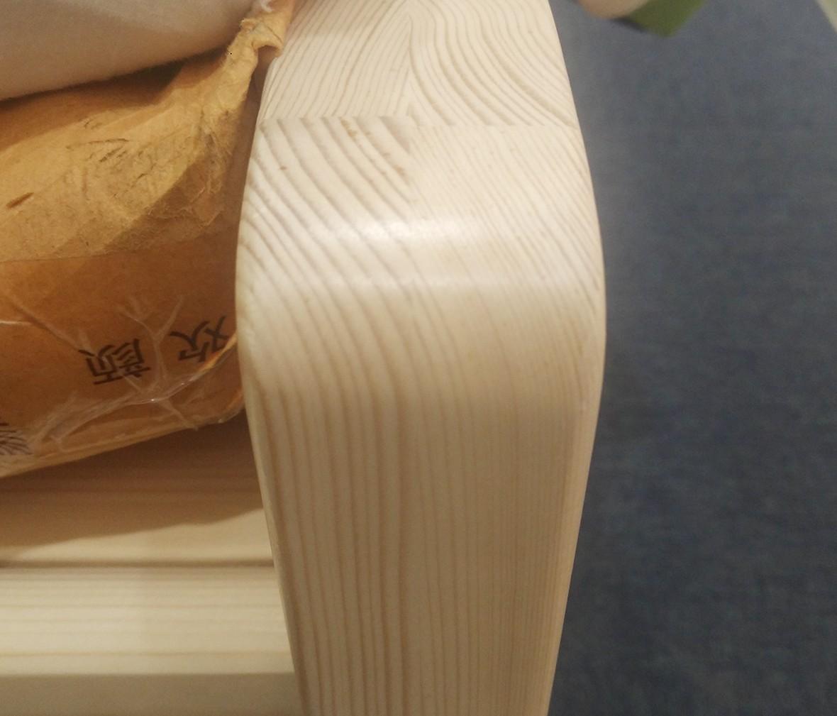 松堡王国 SP-A-C017S型号单床 进口芬兰木材质单床