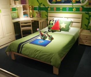 松堡王国,单床,床