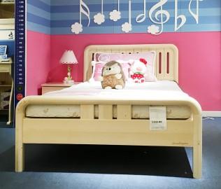 松堡王国,单床,实木床
