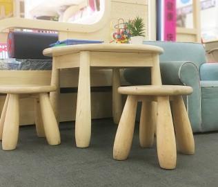 松果,圆桌,儿童家具