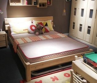 松果,单床,床