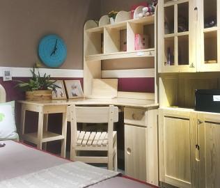 松果,椅子,实木椅子