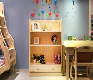松堡王国,书柜,实木书柜