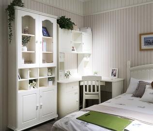 至白小屋,上架,书桌架