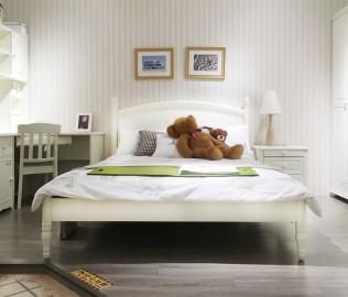 至白小屋,床,儿童床