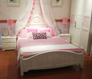 普罗城堡,单床,床