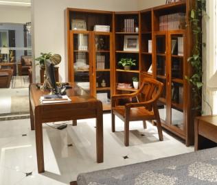 书写椅,椅子,实木家具