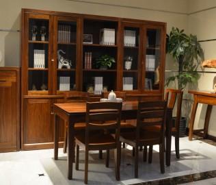 莫霞,实木家具,桌椅组合