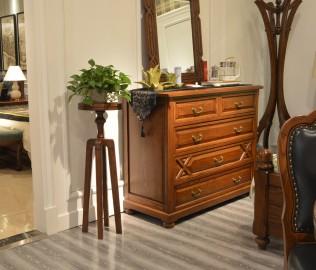 欧嘉璐尼,花架,实木家具
