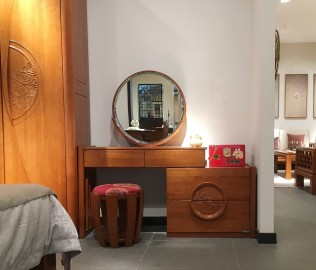 一品木阁,左梳妆台,梳妆台