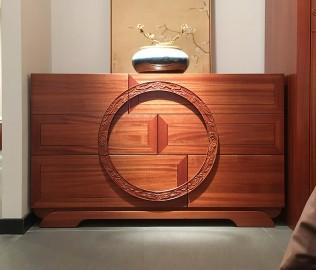 一品木阁,六斗柜,实木斗柜
