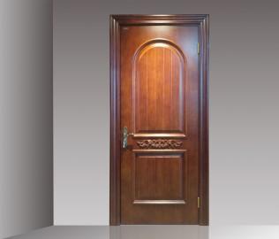 博亮木门,实木复合,进口松木