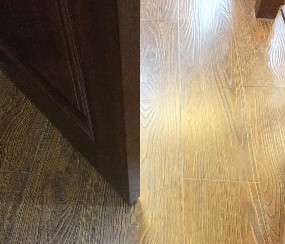 大自然木门 DZR-12型号实木木门 腰板雕花门平口门  商品细节